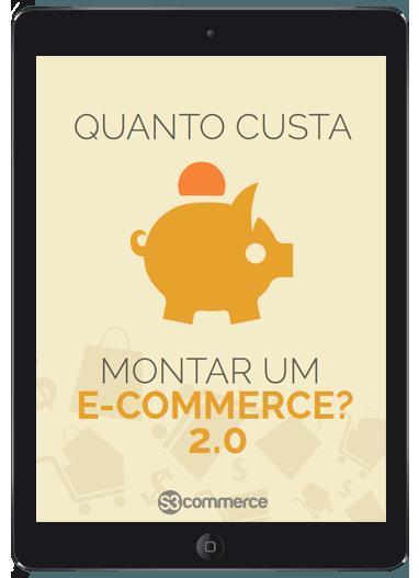 Quanto custa montar um E-Commerce? 2.0